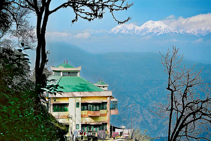Four of the Best Romantic Places in India